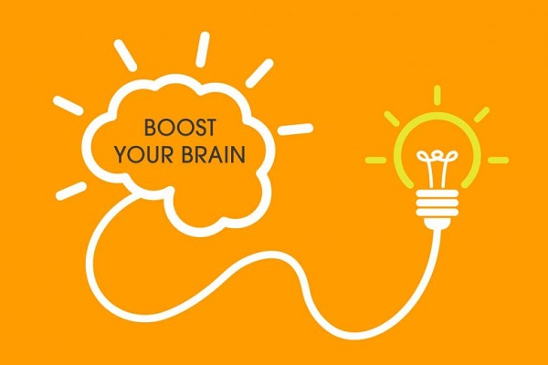 Image That Represents The Concept of Maximize The Brain Power Concept.