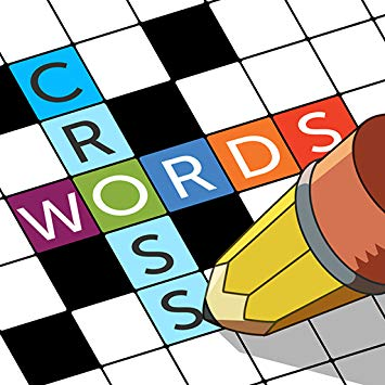 Image Showing Cross Words - Brain Game Conxcept.